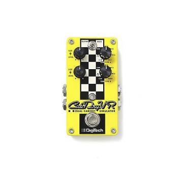 Custom DigiTech CabDryVR Dual Cabinet Simulator Guitar/Bass Effect Pedal
