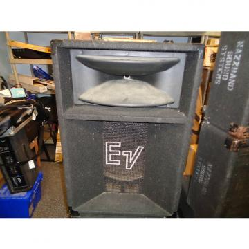 "Custom used Electro-Voice EV SH-1502 15"" Horn Loaded 2-way Stage System Speaker Cabinet"