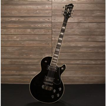Custom Hagstrom  Swede Black Gloss