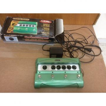 Custom Line 6 DL4 Delay Modeler Pedal with Line 6 power supply