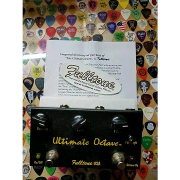 Custom Fulltone Ultimate Octave Fuzz