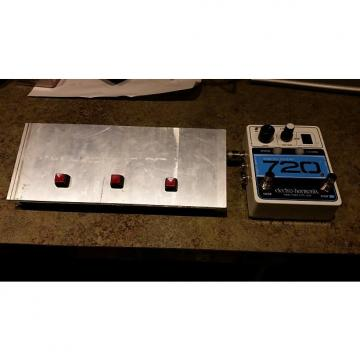 Custom EHX 720 Looper W/ handmade, interlocking 3 way switch