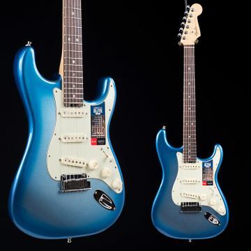 Custom Fender American Elite Stratocaster Sky Burst Metallic 2934