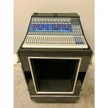 Custom PreSonus Presonus Studiolive 24.4.2 and Shockmount Rack Case w/ Doghouse