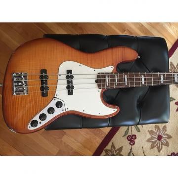 Custom Fender American Select Jazz Bass 2013 Flametop
