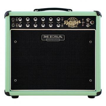 Custom Mesa Boogie Recto-Verb 25 Surf Green
