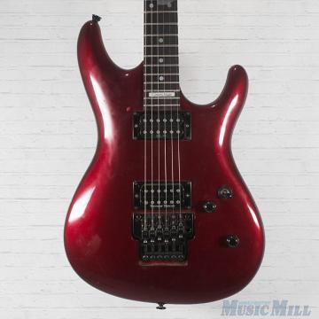 Custom 1991 Ibanez 540R HH Electric Guitar Ruby Red 540RHH Radius Series JS Body! MIJ Japan