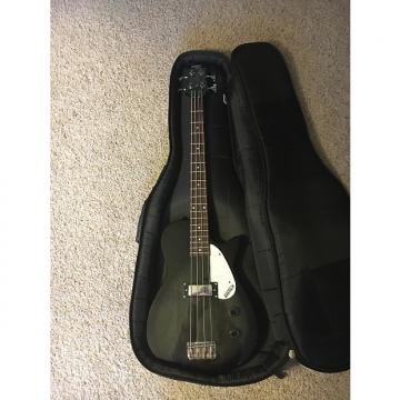 Custom Gretsch G2220 Junior Jet Bass II 2011 Dark Green with Road Runner case included