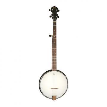 Custom Gold Tone AC-1/L Left-Handed Acoustic Composite 5-String Openback Banjo with Gig Bag