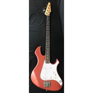 Custom Fender Performer 1985 Burgundy Mist (Rare)