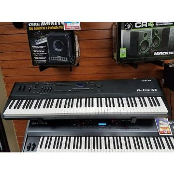 Custom Kurzweil Artis SE 88-key, Black
