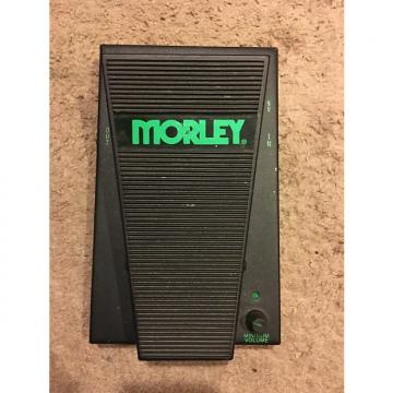 Custom Morley Little Alligator Black