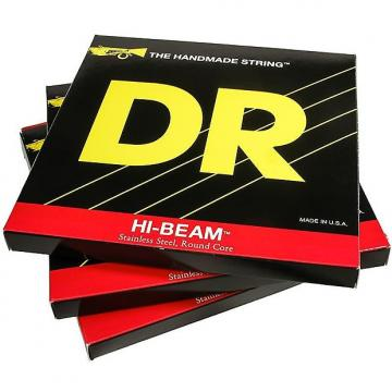 Custom 3 sets DR Strings HI-BEAM Bass Guitar Strings, 45-105 MR-45