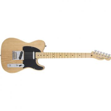 Custom Fender American Standard Telecaster® Maple Fingerboard Natural (Ash)