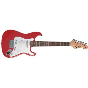 Custom Squier Mini Strat® Torino Red