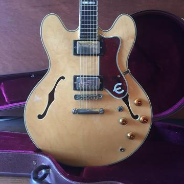 Custom 1997 Epiphone Sheraton (Natural)