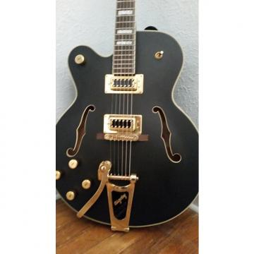 Custom Gretsch Left-Handed G5191BK Tim Armstrong Hollow Body with Bigsby