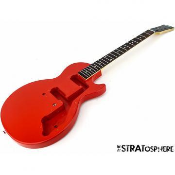 Custom 2017 Gibson USA M2 BODY & NECK American Poplar/Rosewood Limited Bright Cherry