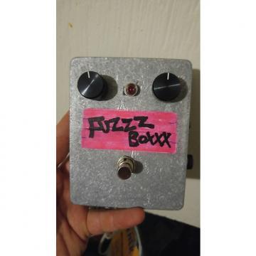 Custom Sam Ash Fuzz Boxxx Hanmade Clone Pedal