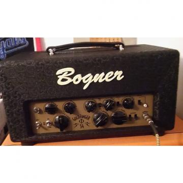 Custom Bogner Goldfinger 54 Phi Head 2016 Black Tolex