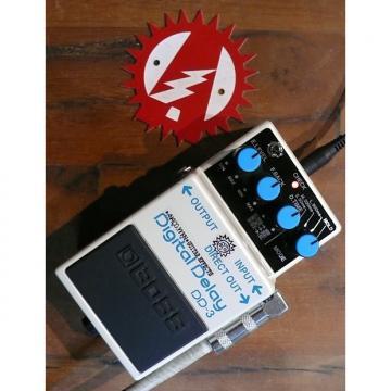 Custom Analogman Modified Boss DD-3 Digital Delay Three Position High Cut Switch Guitar Effects Pedal