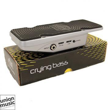 Custom Electro-Harmonix Next Step Crying Bass Pedal