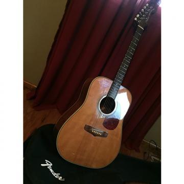 Custom Fender San Luis Rey 1992 Rosewood and Spruce