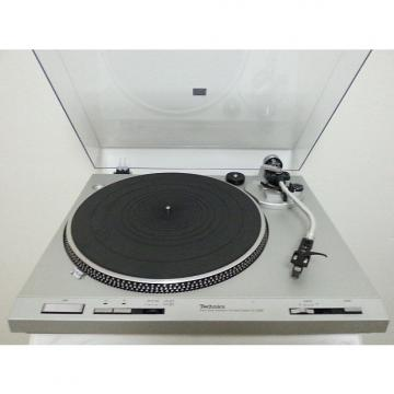 Custom Vintage Technics SL-D202 Semi-Automatic Direct Dr. Turntable/Good Working Cond.