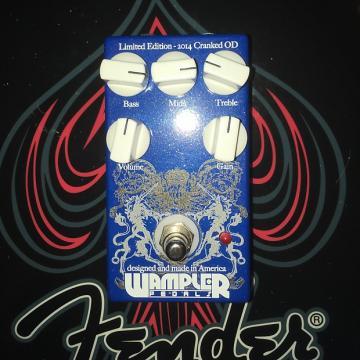 Custom Wampler Cranked OD 2014