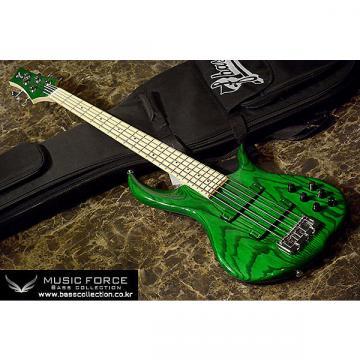 Custom F-Bass Bn5 2014 Trans Green Gloss