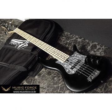 Custom F-Bass VF5-JM 2016 Black Satin