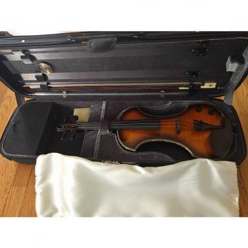Custom Fender FV-1 Electric Violin 2002 2 Color Sunburst