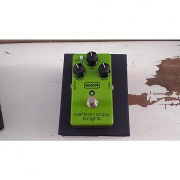 Custom MXR Carbon Copy Bright Analog Delay