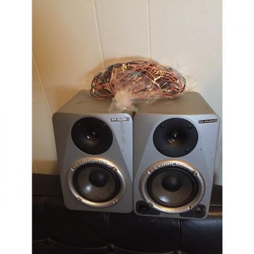 Custom M-Audio Studiophile DX4 studio monitors speakers active powered