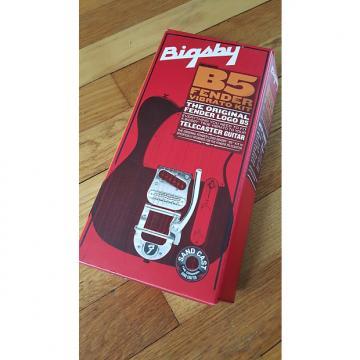 Custom Fender Telecaster Bigsby B5 Tremolo Free Shipping
