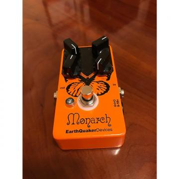 Custom EarthQuaker Devices Monarch Overdrive