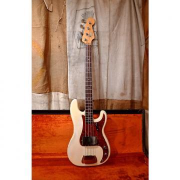 Custom Fender Precision Bass 1966 Olympic White