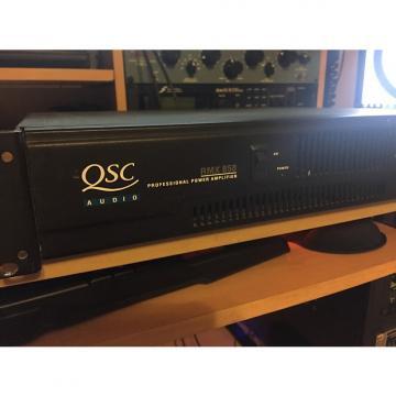Custom QSC RMX 850 Black