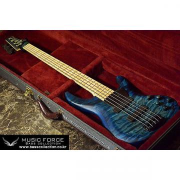Custom MTD Norm Stockton Saratoga 5 2016 Clear to Blue Burst