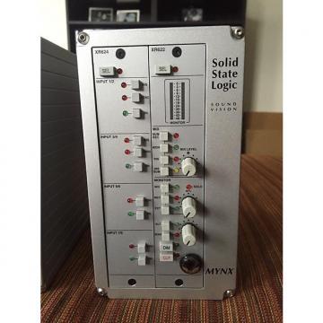 Custom Solid state logic  XR624, XR622 and Mynx