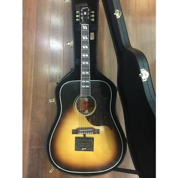 Custom Gibson Custom Shop Southern Jumbo 2016 Sunburst