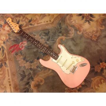 Custom Fender FSR American Standard Stratocaster 2013 Shell Pink