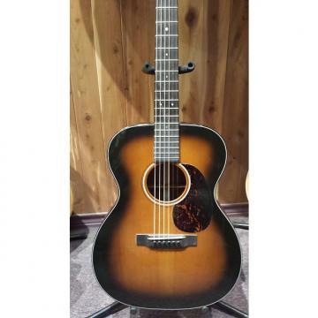 Custom Martin 000-18 Authentic 1937 Acoustic Guitar Sunburst W/Case 2007