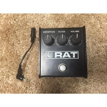 Custom Proco rat Black face 1987 Black