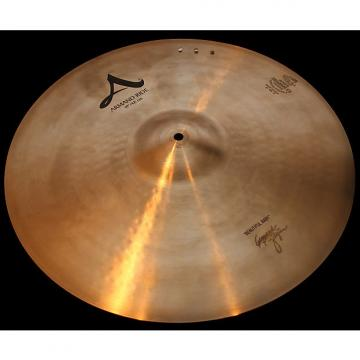 """Custom A. Zildjian Armand 19"""" Beautiful Baby Ride Cymbal (1785g) w/ VIDEO!"""