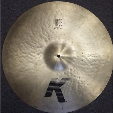 "Custom Zildjian 20"" K Ride 2005"