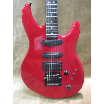 Custom 1987 Peavey USA Impact 1 Firenza See Thru Red Kahler Pro Trem Rare Model Exc Free US Shipping!