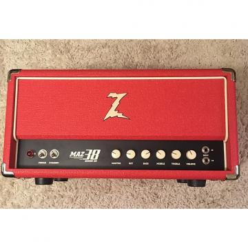Custom Dr. Z Maz 38 Senior NR Head Red