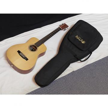 Custom MARTIN LX1 Little Martin 3/4 size acoustic GUITAR solid spruce top - Used w/ BAG