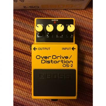 Custom Boss OS-2 Overdrive/Distorion 2011